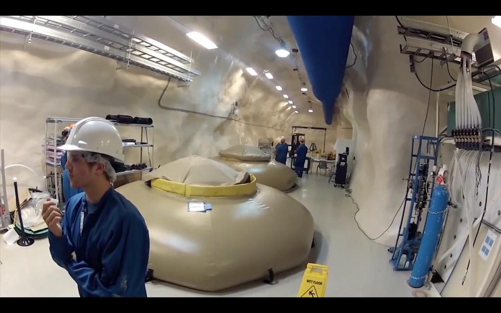 Water storage flexible tanks