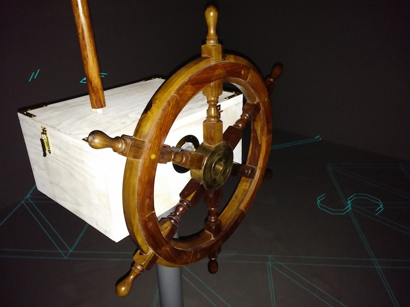 The Wheel!